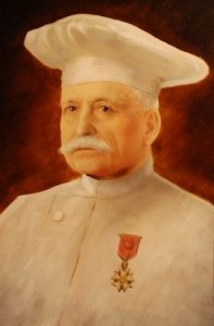 Photo de Georges Auguste Escoffier