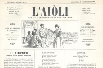 L'Aïoli, journal mythique